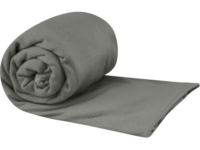 Sea to Summit Pocket Håndklæde M, grey